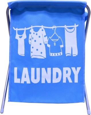 Homart More than 20 L Light Green Laundry Basket