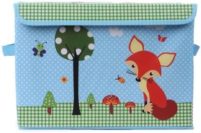 Uberlyfe Witty Red Fox Foldable Storage Box