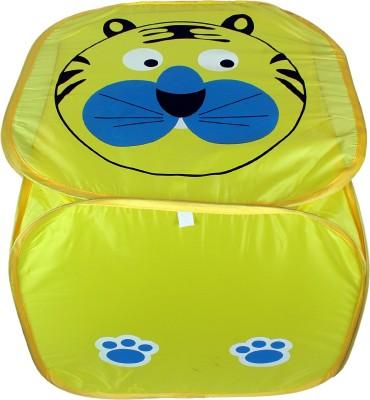 Chrome 15 L Yellow Laundry Bag