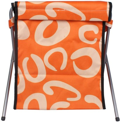 Orient Home More than 20 L Orange Laundry Basket