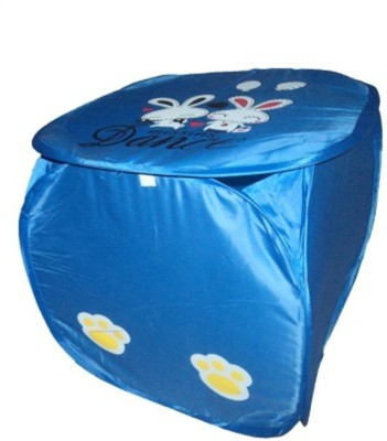 Orient Home 10 L Blue Laundry Basket