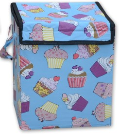 Shiv Fabs 10 L Multicolor Laundry Bag
