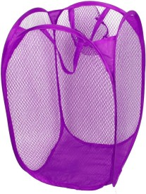 Gadget Bucket 20 L Purple Laundry Bag