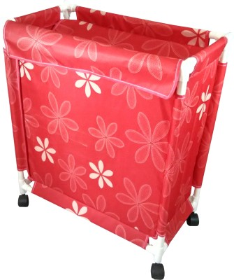 CSM 8 L Red Laundry Basket