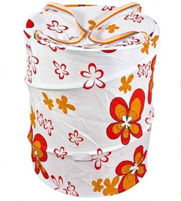 Trioflextech 20 L Multicolor Laundry Basket