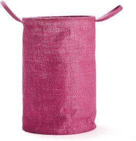 Verdant Globe More than 20 L Pink Laundry Bag