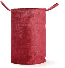 Verdant Globe More than 20 L Red Laundry Bag
