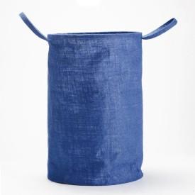 Verdant Globe More than 20 L Dark Blue Laundry Bag