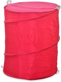 @home More than 20 L Pink Laundry Bag