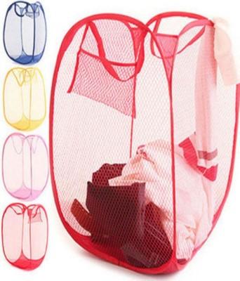 Orient Home 4 L Multicolor Laundry Basket