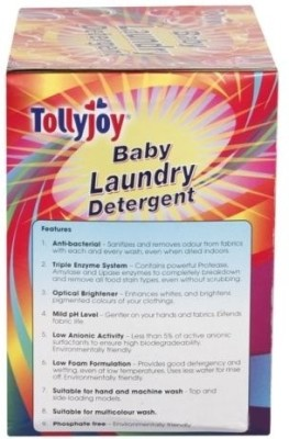 Tollyjoy Laundry Detergent Powder - Floral