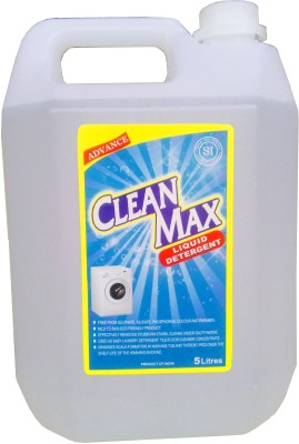 Cleanmax Orange Fragrance 5L Liquid Dete...