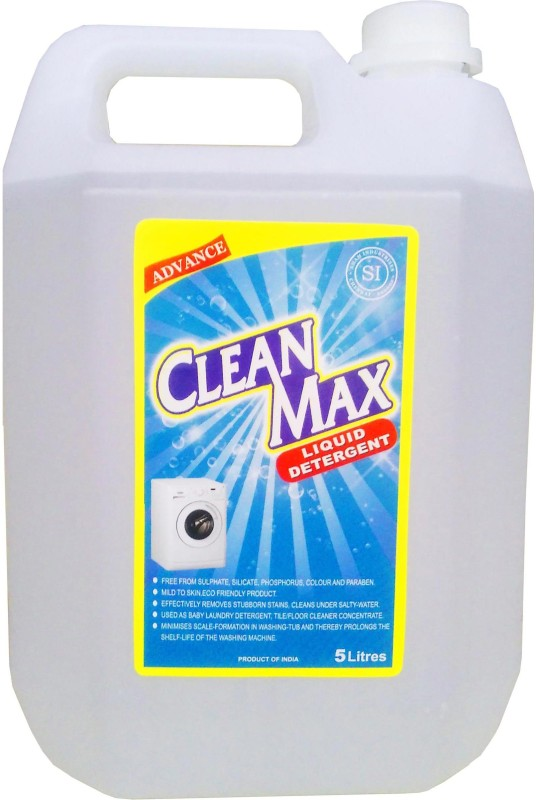 Cleanmax Orange Fragrance 5L Liquid Detergent