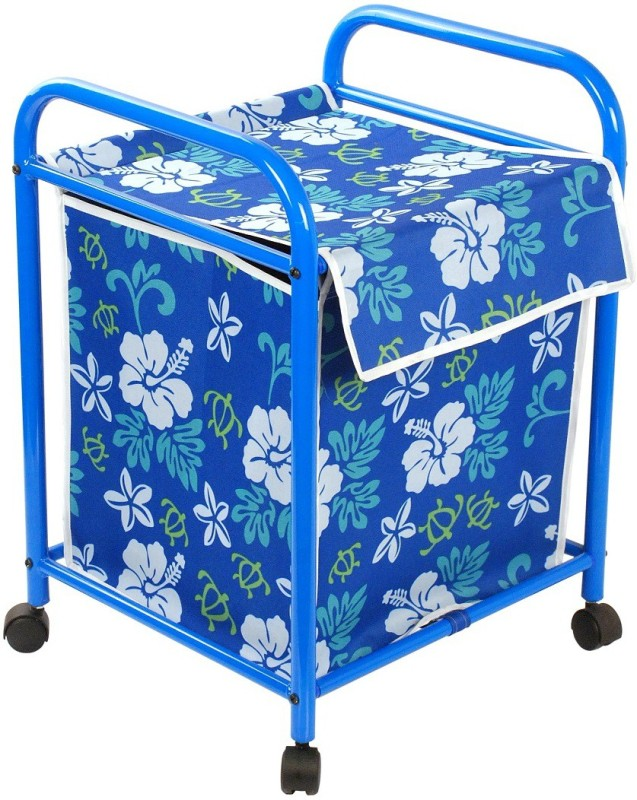 Deneb FH05-601 Laundry Trolley(Multicolor)