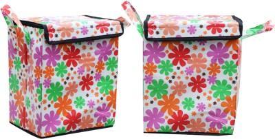 Canadian Icon CILB1 Laundry Trolley(Multicolor)
