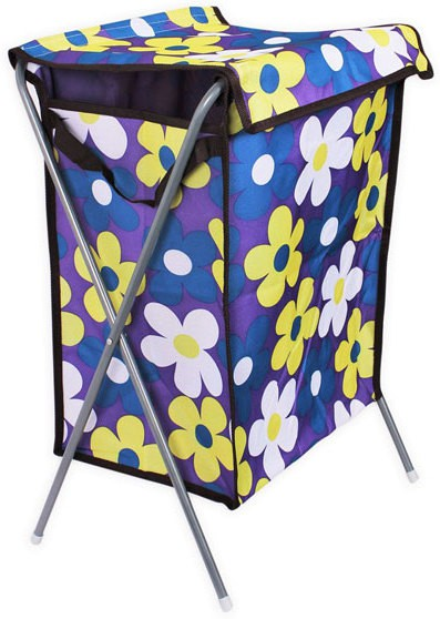 View Branco GEC-103 Laundry Trolley(Blue) Price Online(Branco)