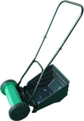KisanKraft KK-LMM-400 Manual Push Lawn Mower