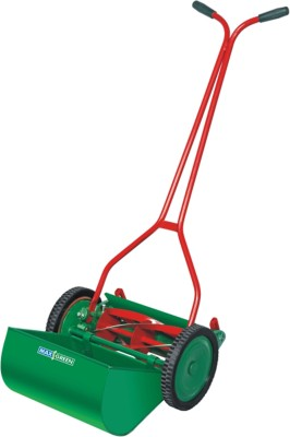 Max Green MSW 12 Manual Push Lawn Mower