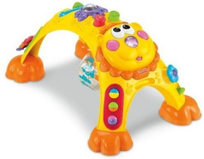 Fisher-Price Fisher-Price Go Baby Go! Cruise-Around Activity Lion(Multicolor)