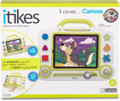 iTikes Canvas
