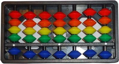 SAE FASHIONS 7 Rod Multicolor Abacus Kit