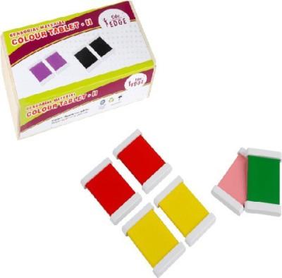 Eduedge Montessori Materials Sensorial - Colour Tablets - II