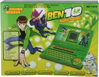 Walk Over Totally Toys Ben 10 English Learner Kids Laptop(Multicolor)