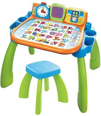 VTech Touch and Learn Activity Desk(Multicolor)