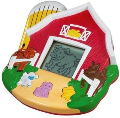 Milton Bradley Electronic Handheld Old McDonald's Farm