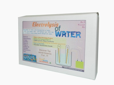 Junior Scientist Electrolysis Of Water