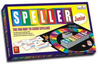 Creative Education Speller Junior