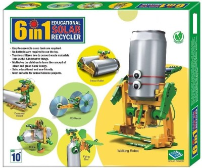 Prro 6in1 Educational Solar Recycler