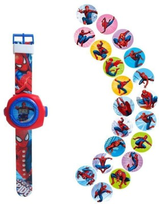 NDS 24 images projection watch for kids (Assorted)