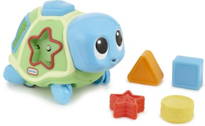 little tikes lil, ocean explorer crawl n pop turtle