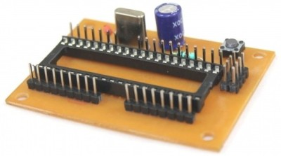 Robomart Atmega 16 Project Board Without Controller V 1.0