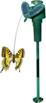 ARNAVS SOLAR BUTTERFLY in (battery operated & solar operated)(Multicolor)