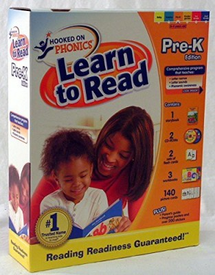 Hooked on Phonics Learn to Read - Pre-K Edition