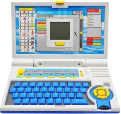 Adiestore English Learner Laptop for Kids 20 Activities