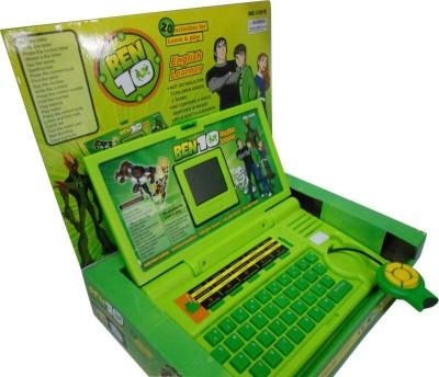 Lotus Ben10 English Learner Kids Laptop