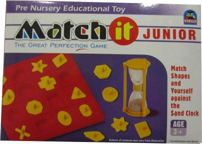 Virgo Toys Match it Junior