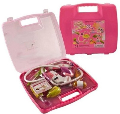 kts Battery Operated Doctor Play Set(Multicolor)