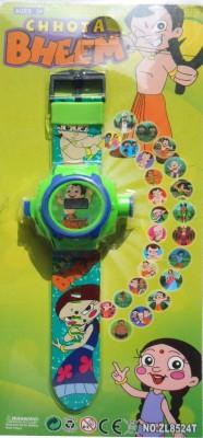 Surya Car Projector Watch
