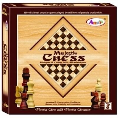 Annie Annie Majestic Chess