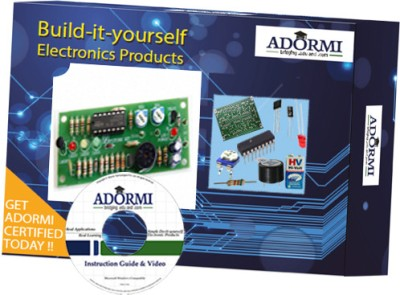 Adormi Body Temperature Monitor