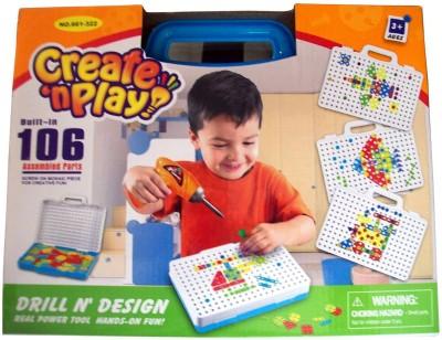Treasure Box Create ,N, Play Tool Kit