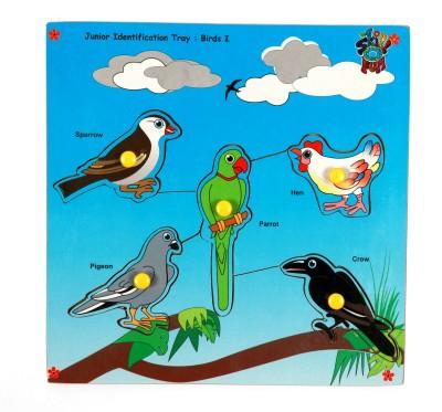 Skillofun Junior Identification Tray Birds I