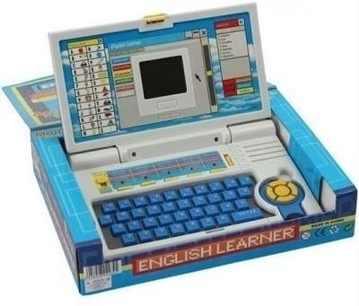 PT English Learner Laptop for Kids - 20 Acitivites