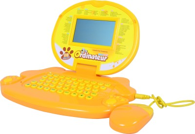 Planet of Toys Educaional Computer with 80 Functions (with Mouse)