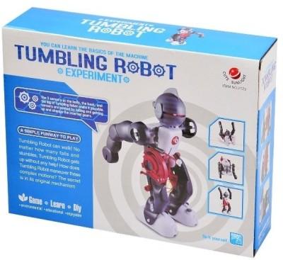 Emob Tumbling Robot Machine Experiment
