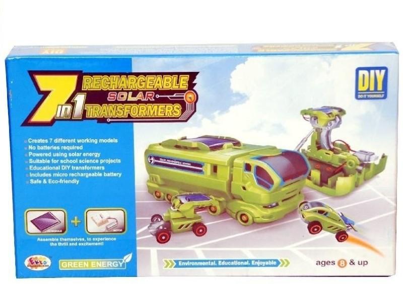 Ekta 7 in 1 Transformer(Multicolor)